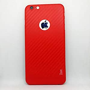 iPhone 7 Thin and Light Weight Back Cover Case Red Color