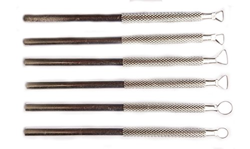 Actopus 6PCS Mini Sculpting Tools Clay Modeling Carving Tool Polymer Pottery Ceramic Supplies