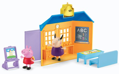 Fisher Price Peppa Pig Favorite Playset