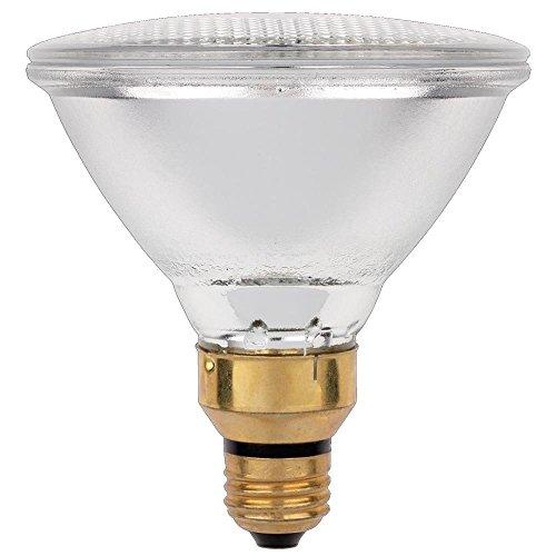 - Westinghouse Lighting 3685900 70 Watt PAR38 Eco-PAR Halogen Flood Reflector Clear Light Bulb with Medium Base (2