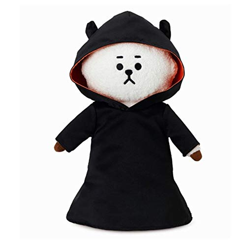 kpop bts plush toy Halloween Style Soft Plush Doll Boys Stuffed Toy Bolster ARMY Accessories Gift ()