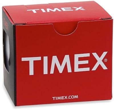 Timex Kids' T7B887 Analog Flowers Elastic Fabric Strap Watch
