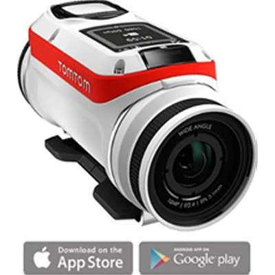 TomTom-1LB000100-Tom-Tom-Bandit-4K-HD-Action-Camera-with-Built-in-Media-Server-Base-Pack