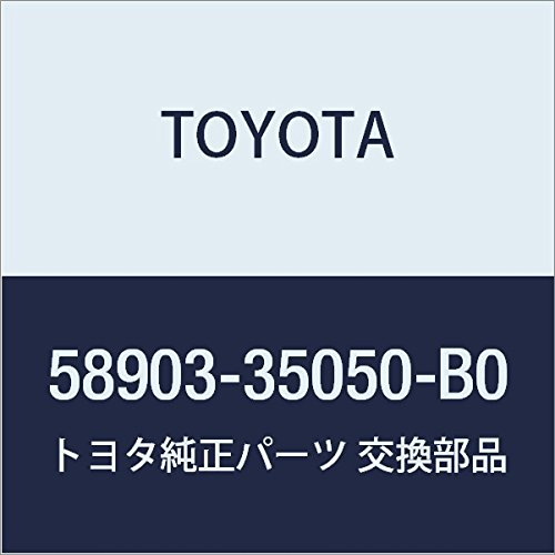 Toyota 58903-35050-B0 Console Panel Sub Assembly