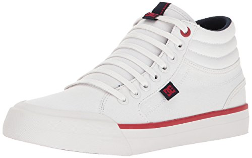 Donne Bianco Tx Evan Hi Delle Rosso Dc Scarpe Skateboard qf1ZWBF