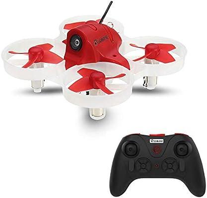M80S con 3 modos 8520 Motor 5.8G 600TVL Cámara FPV Racer Drone ...