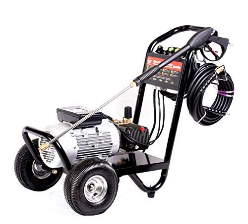 Electric Pressure Washer 2800 PSI Auto Start Stop 3.0 GPM 4.0HP 220V