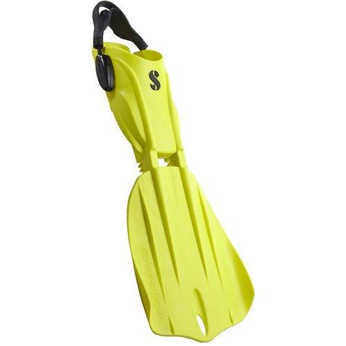 ScubaPro Seawing Nova Scuba Diving Fins (Small, Yellow)