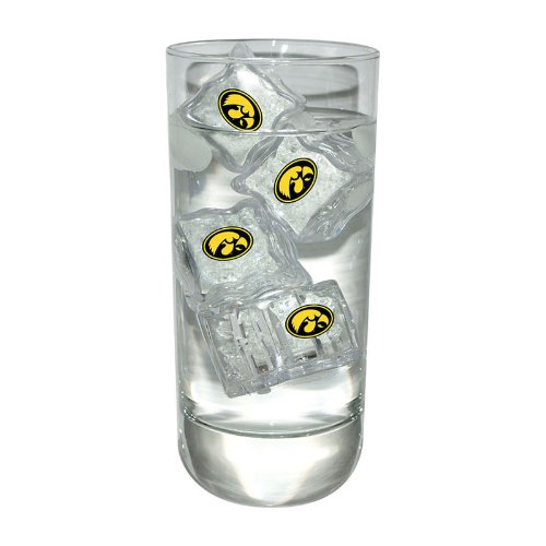 Ncaa Light Up Led Ice Cubes - 1