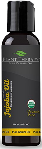 Plant Therapy Organic Jojoba Carrier Oil 4 fl. oz. Plant Therapy Essential Oils