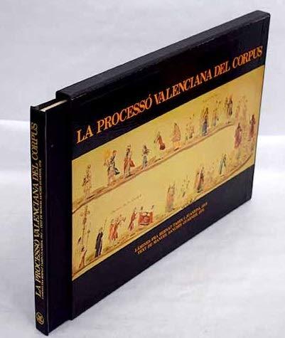 LA PROCESSO VALENCIANA DEL CORPUS: Amazon.es: Manuel Sanchis Guarner, VICENT GARCIA: Libros