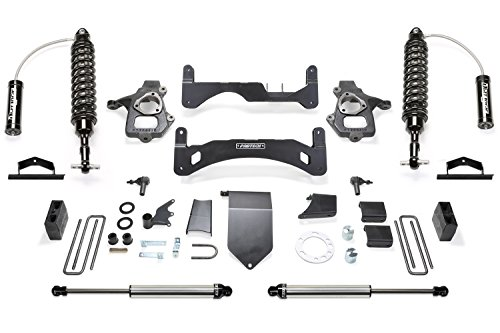 Fabtech K1113DL Performance Lift System 6 in. Lift GEN II w/Front Dirt Logic SS 2.5 Coilover Resi Rear Dirt Logic SS Shocks Performance Lift (Fabtech Performance Lift Systems)