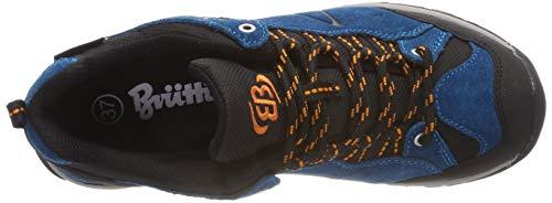 Donne Blu blau Vita A Bona Di Schwarz Bassa Trekking Blau Orange Scarpe Schwarz Bruetting Orange Da Monte dPnT8xTpv