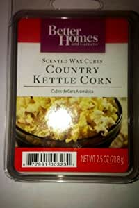 Better Homes and Gardens Scented Wax Cubes Country Kettle Corn