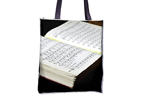 large totes printed popular bag tote popular Faith tote Book bags Sing totes tote best tote large bags bags professional bags tote best Hymnal Music allover professional womens' xZqA080Xa