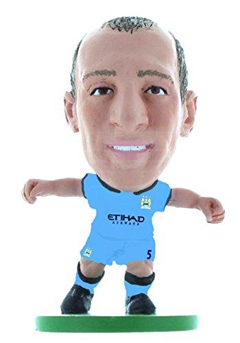 // Figures Man City Yaya Toure Soccer Starz Home Kit 2016 Version