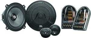 JBL MS-52C - Pack de altavoces coaxiales de 320 W (80 W, 2 vías), negro