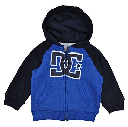 DC Shoes Baby Boys Blue 2pc Sweat Suit Set (6/9M)