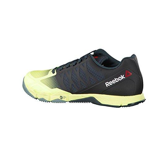 staubschwarz Zitronenschale Tr Sneakers Reebok Speed Wald grau aquamarin Damen R Crossfit xHxqvU1Y