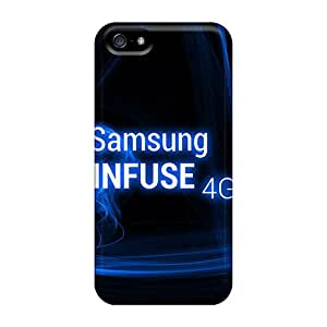 Awesome Samsung Infuse 4g Flip Case With Fashion Design For Iphone 5/5s