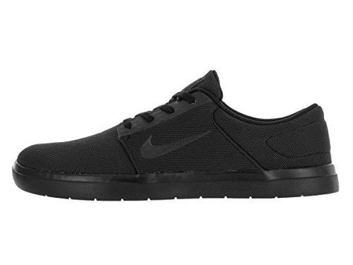 Nike Sb Portmore Ultralight Nero / Antracite