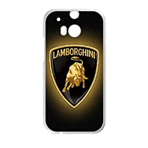 Fashionable Case Lamborghini for HTC One M8 WASXH8475143