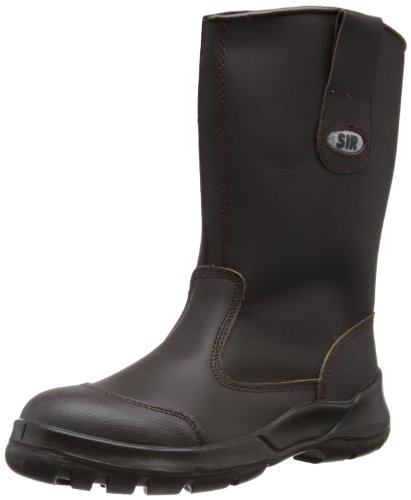 SIR Safety - Infinity Boot, Polacchine unisex, color Marrone (braun), talla 41.5 (8 UK)