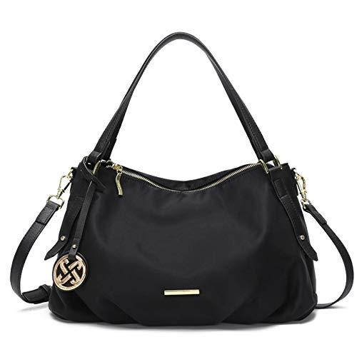Donna Tasche Black Impermeabile Exull Sacchetto Messenger Per Tracolla 8352 Viaggio Moda black Ragazza Nylon Bag A Gdlxl Borsa Spalla Borse Da Borsetta Sport 7wUxqUAEB