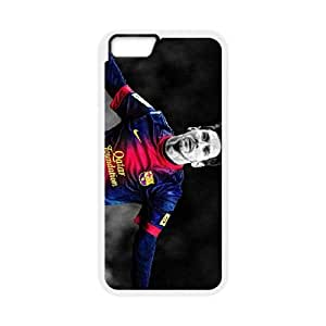 Sports lionel messi 10 iPhone 6 6s Plus 5.5 Inch Cell Phone Case White Customized Gift pxr006_5290843