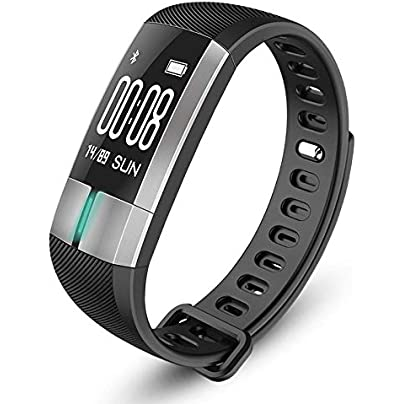 Sleep Monitor pedometer Bracelet sphygmomanometer smart sports waterproof heart rate monitor step bracelet Activity Trackers Sports Watch Pedometer Estimated Price £44.92 -