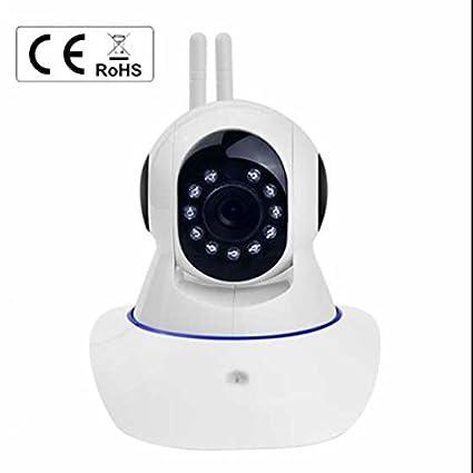 Plug & Play Cámara IP Vigilancia Alarma Tiempo Real de Transferencia Larga Duración, Protección de