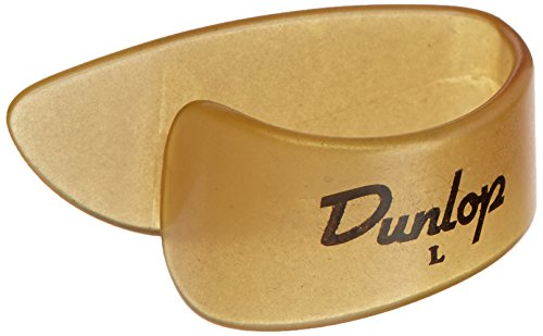 (Dunlop 9073P Ultex Thumbpicks, Large, 4/Player's Pack)