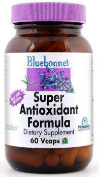 Bluebonnet - Antioxidant Formula Super - 60 Veg Caps