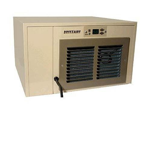 Breezaire WKCE-2200 Compact Wine Cellar Cooling Unit with Digital Temperature Dis