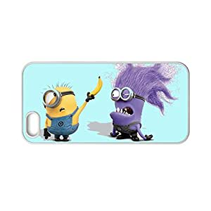 Generic Cute Back Phone Case For Man Design With Despicable Me Minions For Apple Iphone 5 5S Choose Design 17