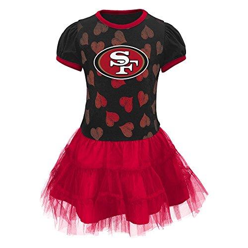 49ers infant dress - 8