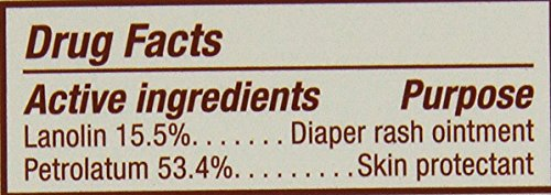 A&D Ointment, 4-Ounce (Pack of 2)