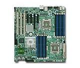 Supermicro MBD-X8DA6 Dual LGA 1366 6 SATA Ports via ICH10R LSI2008 8 SAS RAID Controller Dual GbE LAN Ports Realtek ALC883 Audio Full Warranty