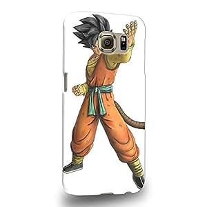 Case88 Premium Designs Dragon Ball Z GT AF Son Goku Son Goku Carcasa/Funda dura para el Samsung Galaxy S6 (No Edge versión !)