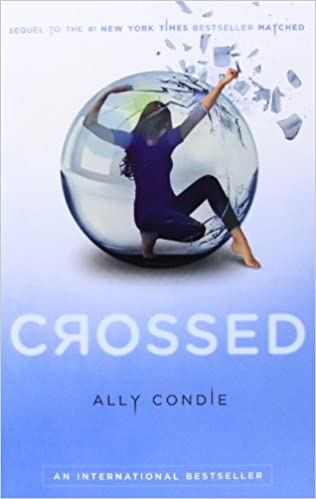Amazon crossed matched 9780142421710 ally condie books fandeluxe Gallery