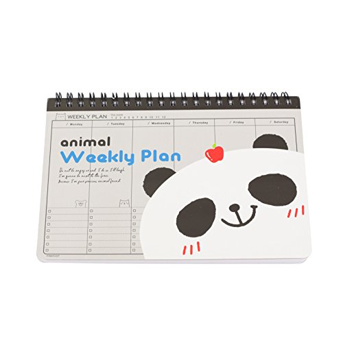 Twone Animal Weekly Planner Organizers