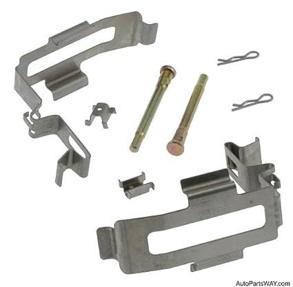 Carlson Quality Brake Parts 13423Q Disc Brake Hardware Kit