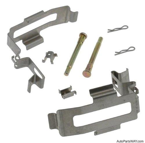 Carlson Quality Brake Parts H5683 Disc Brake Hardware Kit