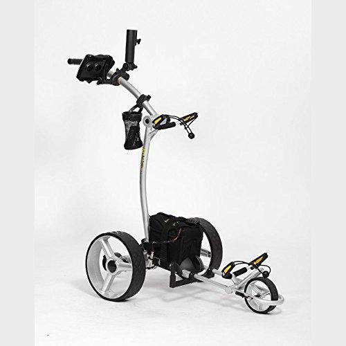 Bat-Caddy X4R Electric Golf Cart Powered Caddie Bat Caddy GolfCart