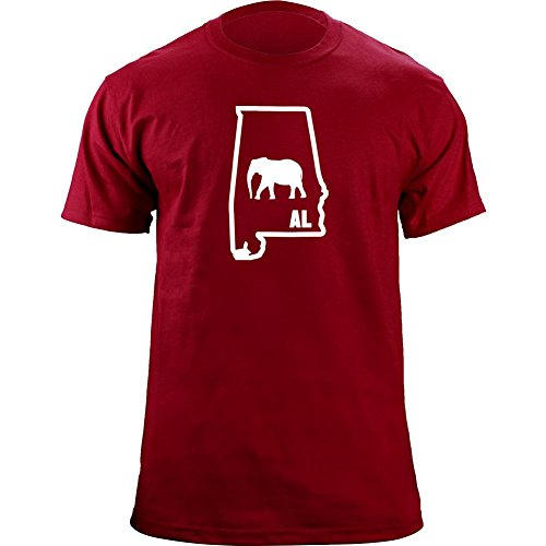 Original Elephant Alabama Classic T Shirt
