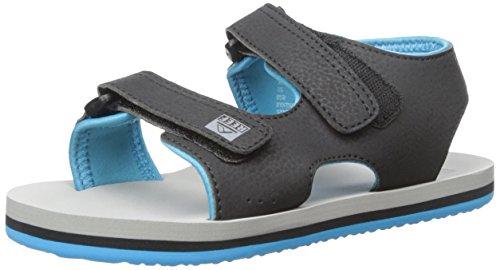 Reef Grom Leather Smoothy, Zapatos de Primeros Pasos para Bebés, Marrón (Bronze Brown), 25/26 EU