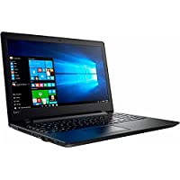 Lenovo 15.6-Inch High Performance Laptop PC, Intel Dual-Core N3060 Processor, 4GB DDR3 RAM, 500GB Hard Drive, DVD RW, HDMI, Wi-Fi, Bluetooth, Webcam, HDMI, USB 3.0, Windows 10