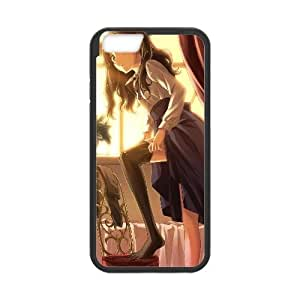Rin Tohsaka Fate Stay Night Anime 3 iPhone 6 4.7 Inch Cell Phone Case Black TPU Phone Case SY_803502