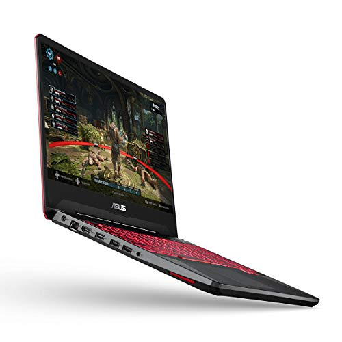 12 - Asus TUF Gaming Laptop, 15.6