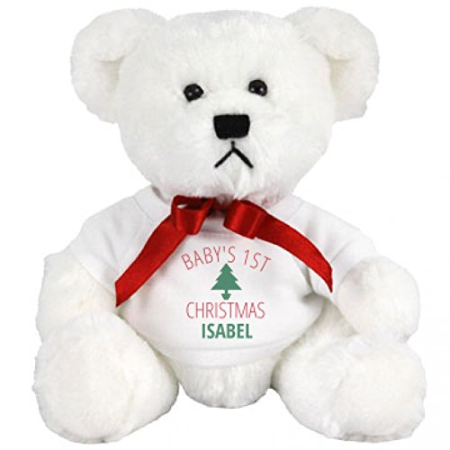 baby-isabel-1st-cuddly-christmas-gift-small-plush-teddy-bear